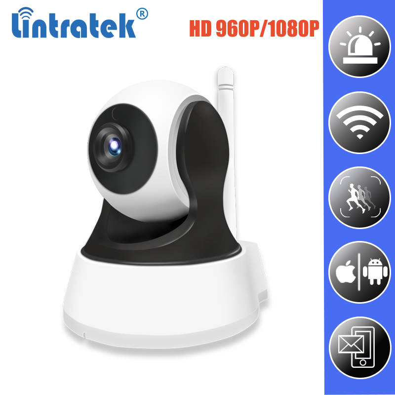 WiFi Surveillance IP Camera 1080P hd Wireless Security Camera Night Vision CMOS Home Baby Audio Monitor