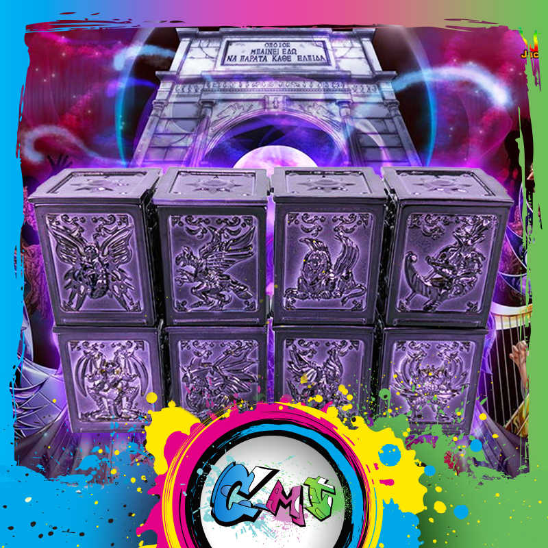 CMT Jacksdo specter hades pandora box Saint seiya myth cloth ...