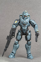 Halo 6 Crawler Snipe Fred 104 Action Figure Loose No Pack Conllection Toys