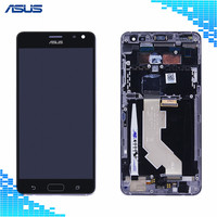 Asus ZenFone AR Black LCD Display +Touch Screen digitizer Assembly with Frame Repair For Asus ZenFone AR ZS571KL LCD screen