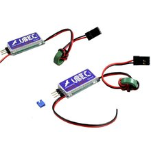 2-Pieces Hobbywing 5V-6V-3A Switch-mode-UBEC for Rc Helicopter, Airplane, Quadcopter, Rc Cars Max 5A Lowest RF - HOBBYMATE