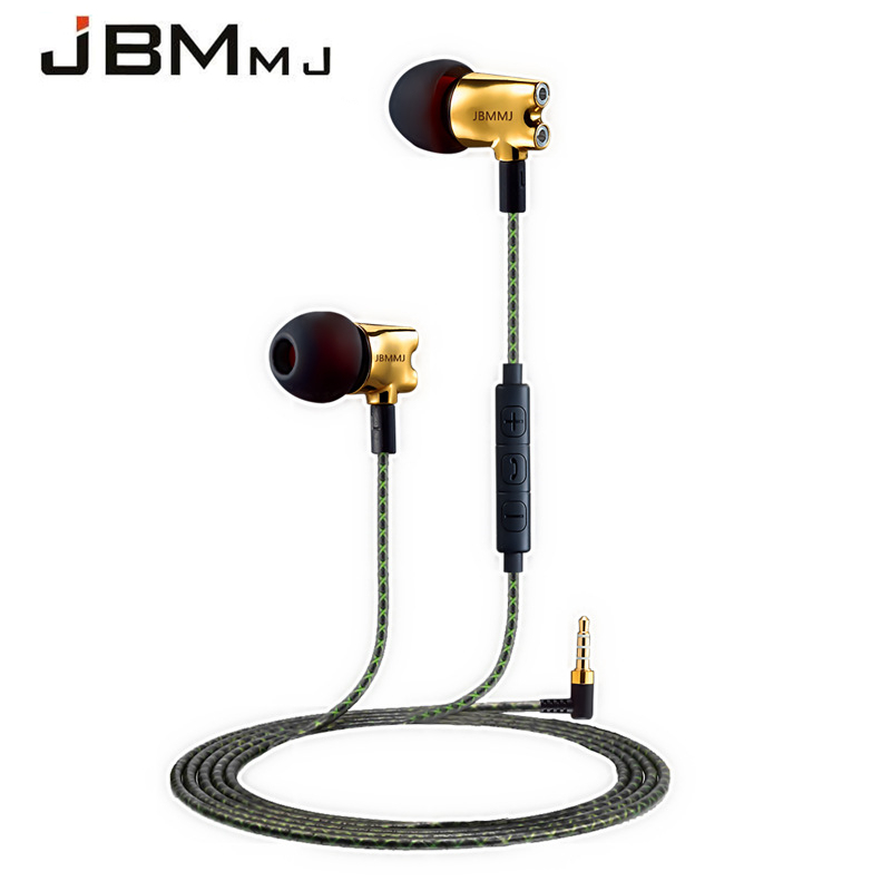 Original JBMMJ S800 In Ear Headphones High Quality Metal With Microphone In-ear Earphone HiFi Headset IE800 Style remax metal headphones base driven high performance stereo earphone with microphone and in line control rm 305m