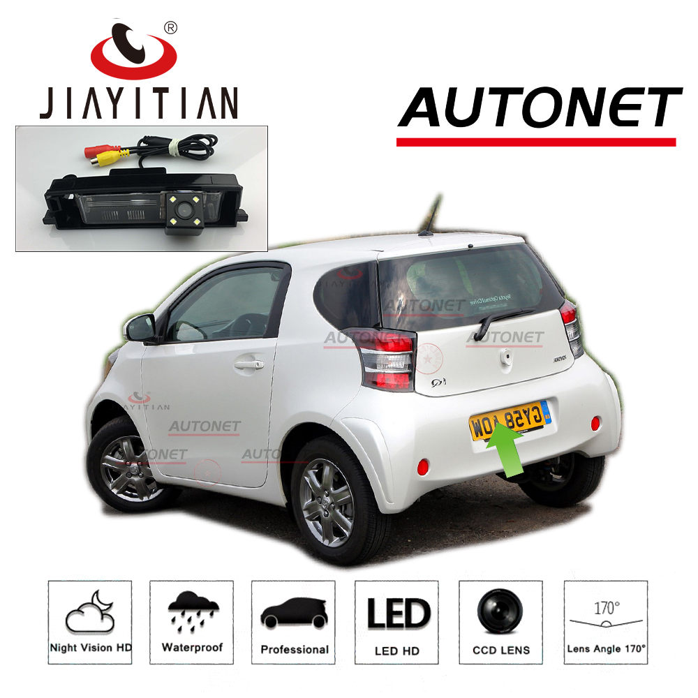 JiaYiTian Rear Camera For Toyota IQ/Scion IQ/Aston Martin Cygnet 2008~2015 CCD/Night Vision/Backup Camera/License Plate Camera