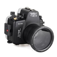 Meikon 40 м/130 футов для Nikon D750 Водонепроницаемая подводная камера корпус Чехол дайвинг оборудование