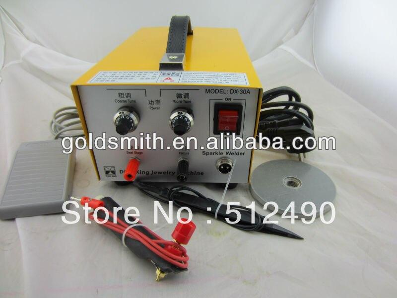 цены на 200w jewelry electronic welding machine mini spot welder 220V welder machine 30A  в интернет-магазинах