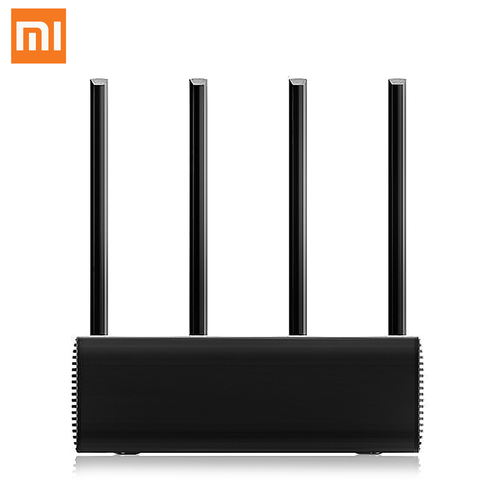 Routeur sans fil intelligent d'origine Xiaomi 2600 Mbps 1 to avec antenne HD 4 double bande 2.4 GHz + 5.0 GHz