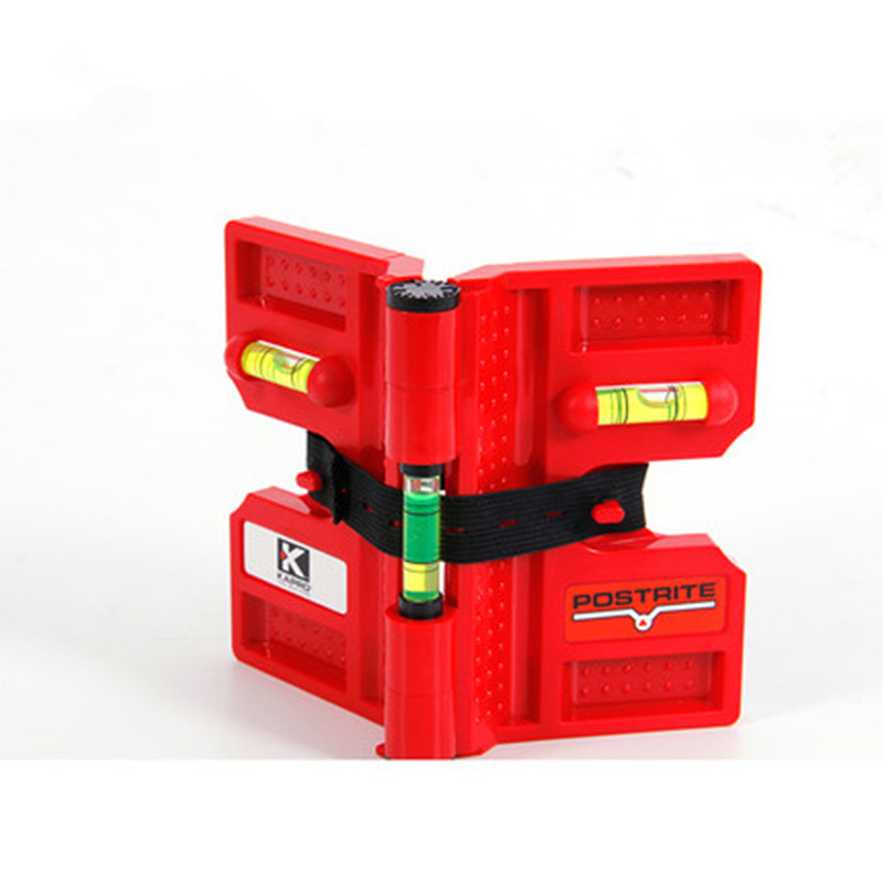 Pipe Installation Tools Foldable Collapsible Spirit Level