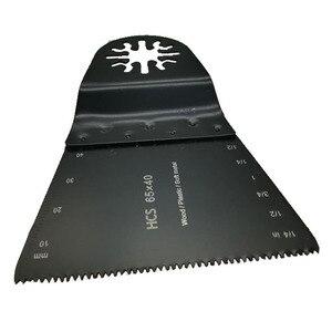 Image 5 - 20 قطعة 65 مللي متر من الأسنان اليابانية المتذبذبة شفرة المنشار لملحقات أدوات الطاقة متعددة مثل شرائح الخشب من خشب التتش دريميل