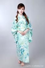 Chinese Traditional Gown Womens Silk Satin  Kimono Robe Regular Size