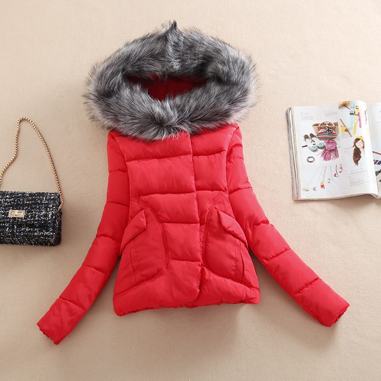 Подробнее о 2017 New Winter Women Thick Warm Hooded Padded Nagymaros Silm Outwear Coats&Jackets Cotton Down Jacket Parkas for Women Clothing 2017 men winter jacket hooded cotton down warm jackets and coats male casual thick outwear men