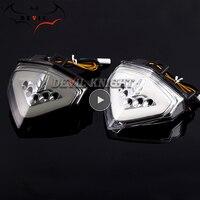 ホンダ CB1000R 2008-2013 CBR600F LED ウインカーテールライトオートバイリアブレーキテールライト CB 1000R CB1000 R