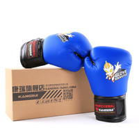 KANGRUI Kids Children Kickboxing MMA Muay Thai Training Punching Bag Boxing Gloves