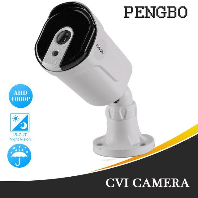 CCTV AHD camera 3MP/4MP metal Waterproof Outdoor IR Night Vision Security Surveillance Camera