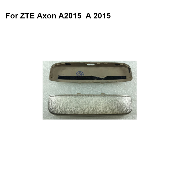 100%original new For ZTE AXON A2015 A 2015 New Rear Back Door Cover Lower Bottom bracket For ZTE AXON A 2015 Replacement Parts