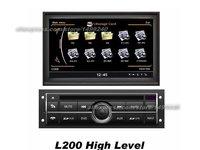 Для Mitsubishi Warrior 2005 ~ 2013-Автомобильный gps-навигация  dvd-плеер  Радио Стерео ТВ BT iPod 3G WIFI мультимедийная система