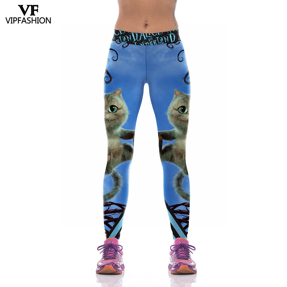WOMEN/'S 3 D PRINTED RETRO CAT BAT PARTY  GOTHIC PLUS SIZE YOGA SPORT LEGGINGS