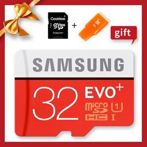 Image 2 - SAMSUNG Micro SD Original 100MB/S 512GB 256G 128GB 64GB 32GB Memory Card USH 3/USH 1 SDXC Grade EVO Plus Micro TF SD Cards