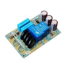 Protección de arranque de potencia de sonido, placa de potencia arranque suave para altavoces amplificadores