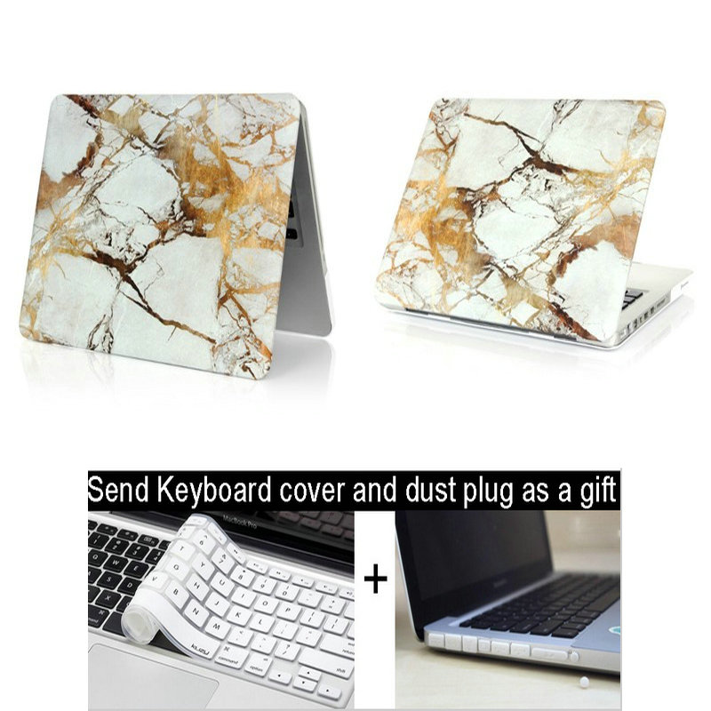 """Keyboard Cover For Macbook Pro Air 11 /""""13/"""" 15 Laptop Hard Case Color Painting"""