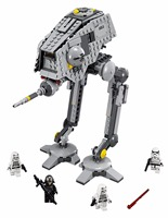 499pcs Lecgos New Star Wars AT-DP Building Blocks Toys Gift Rebels animated TV series Compatible With Lecgos