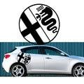 2pcs for Alfa Romeo graphics stickers decals Giulietta MiTo Spark etc Giulietta147 156 159 166 Giulietta Spider GT #-0003