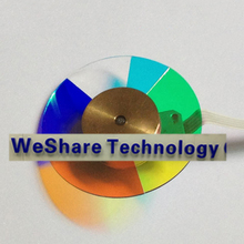 Projector Colour Color Wheel Model For P7203 Replacement Color Wheel New