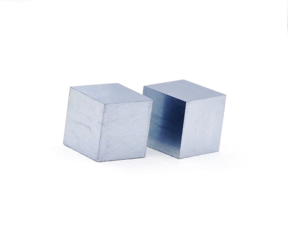 99.95% High Purity Os Osmium Metal 10mm Density Cube Pure for Element Collection цена