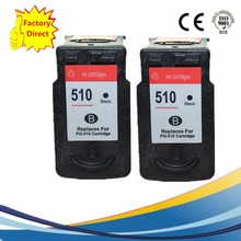 XL PG510 & CL511 Ink Cartridge For CANON PIXMA MP240 240 MP230 MP250 INK Printer NS01 3pk super packing pg510 cl511 ink cartridge with chip compatible for canon pg510 cl511 inkjet cartridge free shipping