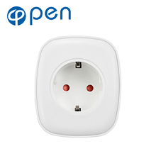 купить OPSA-001 10A Wifi Smart Switch Power Plug Socket EU 220V Wireless Light Outlet Timer Remote Control Support Alexa Google Home по цене 1240.76 рублей