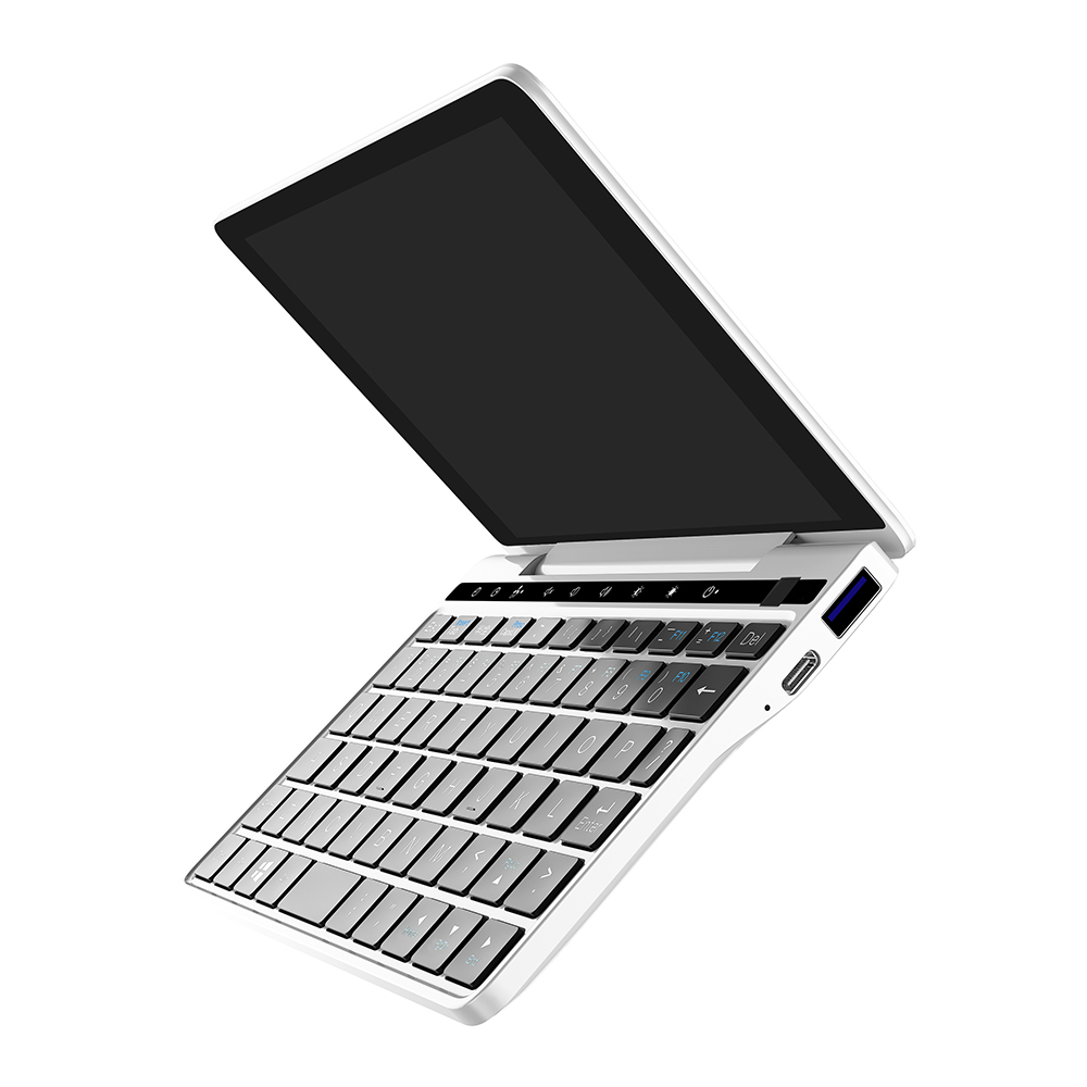 GPD Pocket 2 7 Inches Mini Laptop <font><b>Tablet</b></font> PC Windows 10 64bit Intel Core m3-7y30 <font><b>Notebook</b></font> 8GB / 128GB 2.4G & 5G WiFi BT 4.1 image