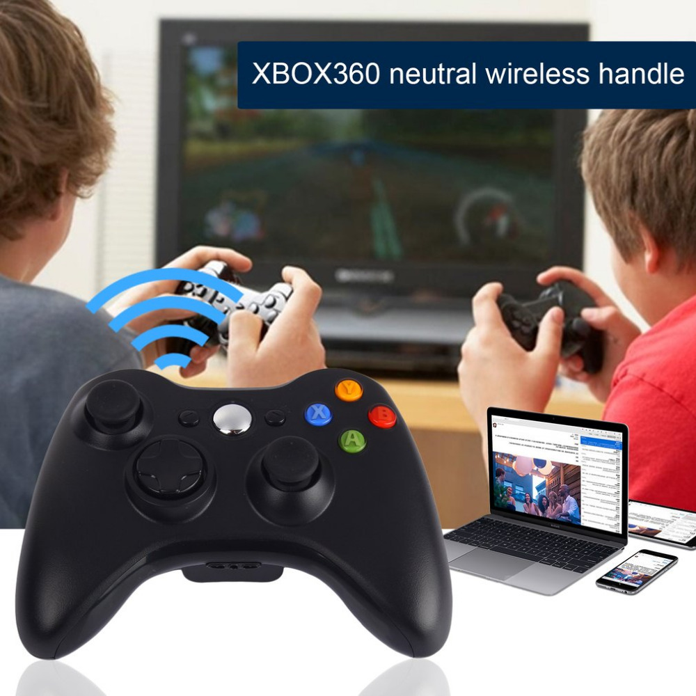 RF 2.4 GHz wireless Controller Game Pad Color for Xbox 360 Game Controller Gamepad Joypad Gamepad Joystick For Xbox 360