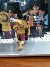 Luffy and Ace Dramatic Figurine