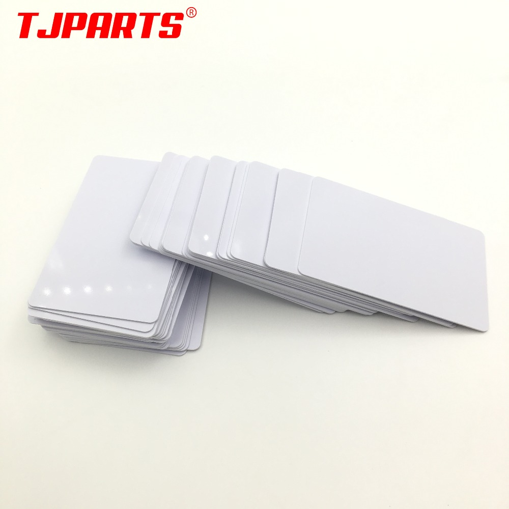 Us 41 97 230pc White Blank Inkjet Printable Pvc Card Waterproof Plastic Id Card Business Card No Chip For Epson For Canon Inkjet Printer In Printer