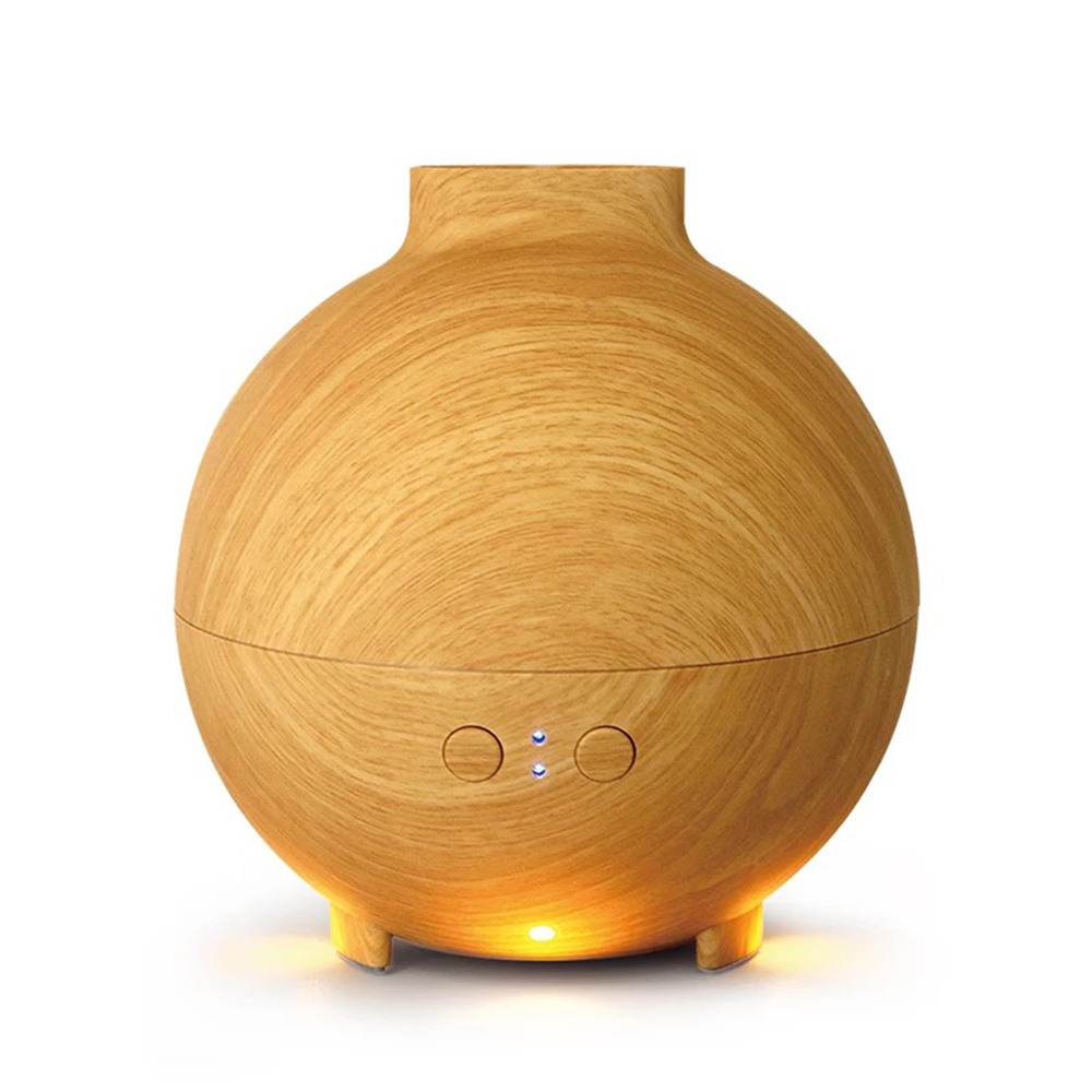 600ml Essential Oil Diffuser Aroma Diffusor Ultrasonic Humidifier Mist Maker Aromatherapy Air Purifier Woodgrain For home Office 12 colors 3mm waterdrop rhinestone nail art salon stickers tips diy decorations with wheel chic design 5gpn