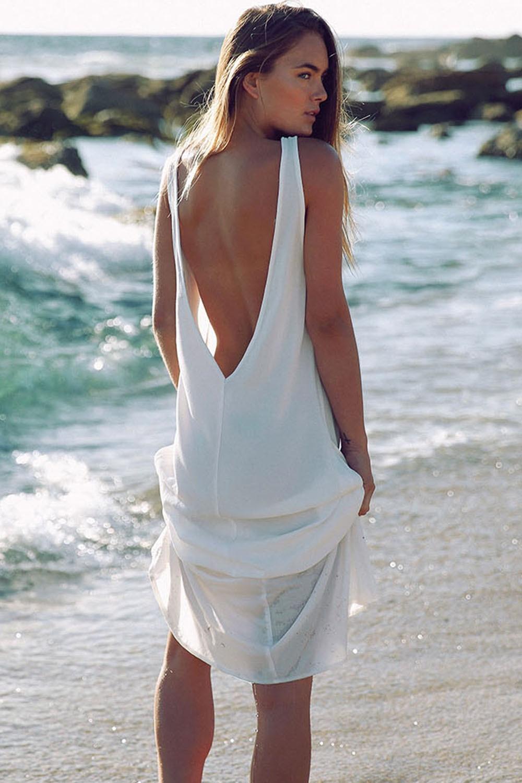 Aliexpress.com : Buy 2016 Fashion Women Sexy Summer Beach Dress ...