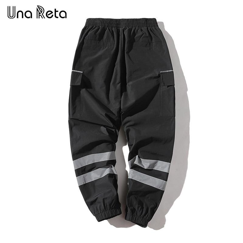 Sweatpants Nueva Negro Stripe Casual Hombre Impresión Para Fitness Hombres Streetwear Pantalones púrpura Una hop 2018 Moda caqui Harem Reta Hip wqSxFT60