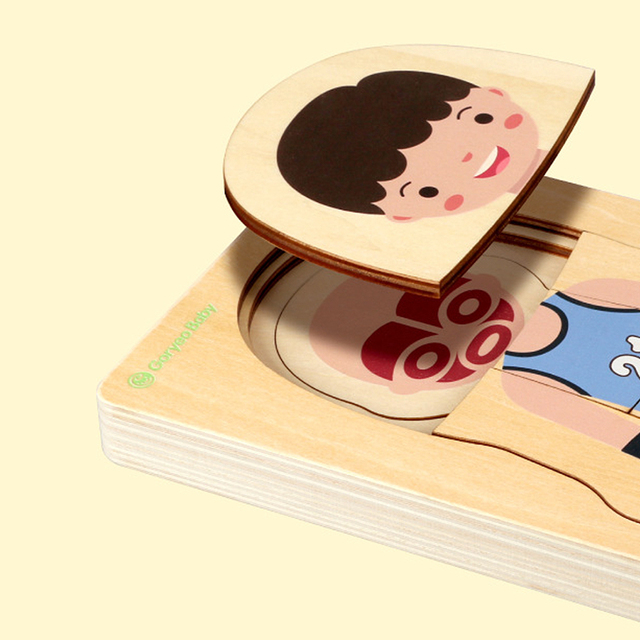 Montessori-Educational-Children-Toys-Wooden-Human-Body-Puzzle-Boys-Girls-Body-Structure-Children-Puzzles-Kids-Toys