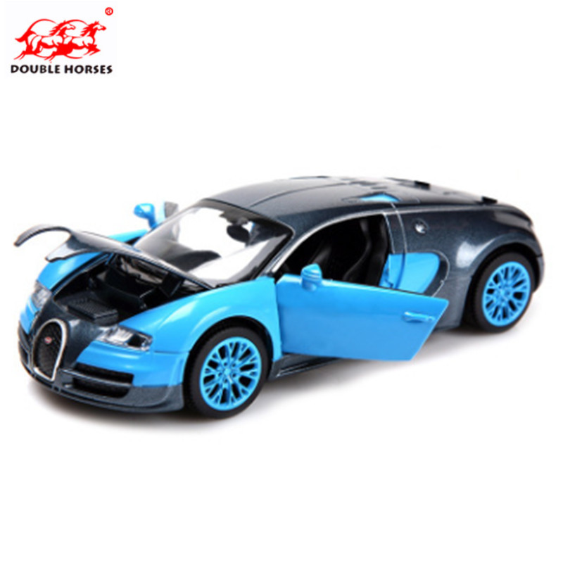 NEW MINI AUTO 1:32 Free Shipping Bugatti Veyron Alloy Car Models kids toys for children  ...