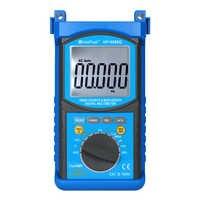 Digital Multimeter Tester Voltmeter Auto range True RMS Voltage Current Meter Capacitance Resistance Ammeter Multi Meter