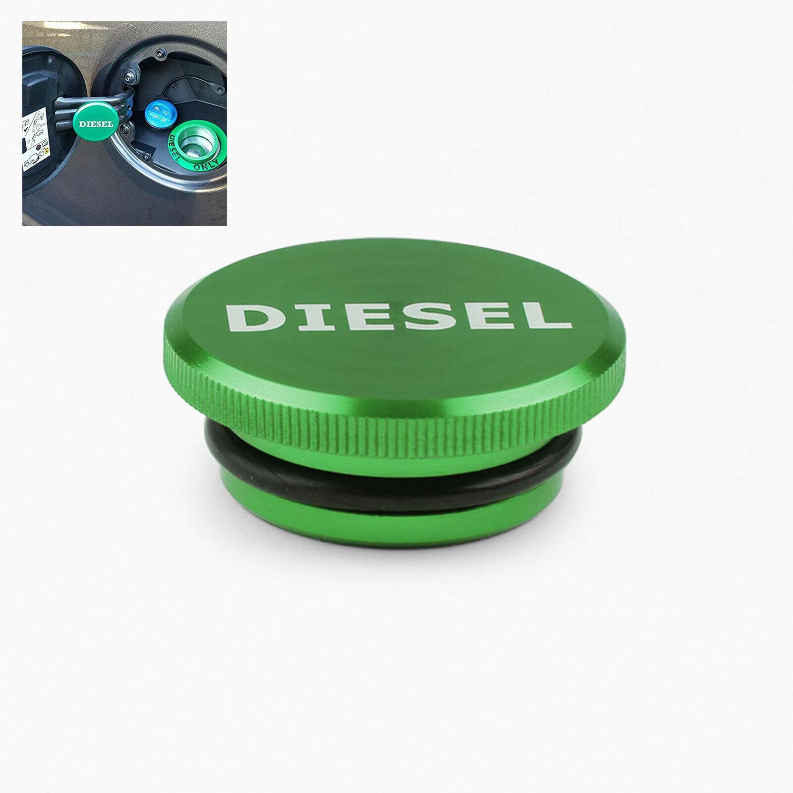 Buy Pouvoir Aluminum Magnetic Diesel Fuel Cap Accessory For Dodge Ram 2013-2018 13-18 for only 4.99 USD