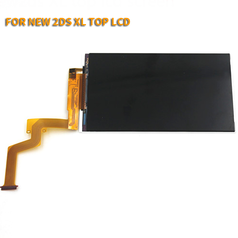 2018 Original Top&down LCD Replacement For New 2DS XL For New 2DS LL Lcd Screen No Dead Piexl