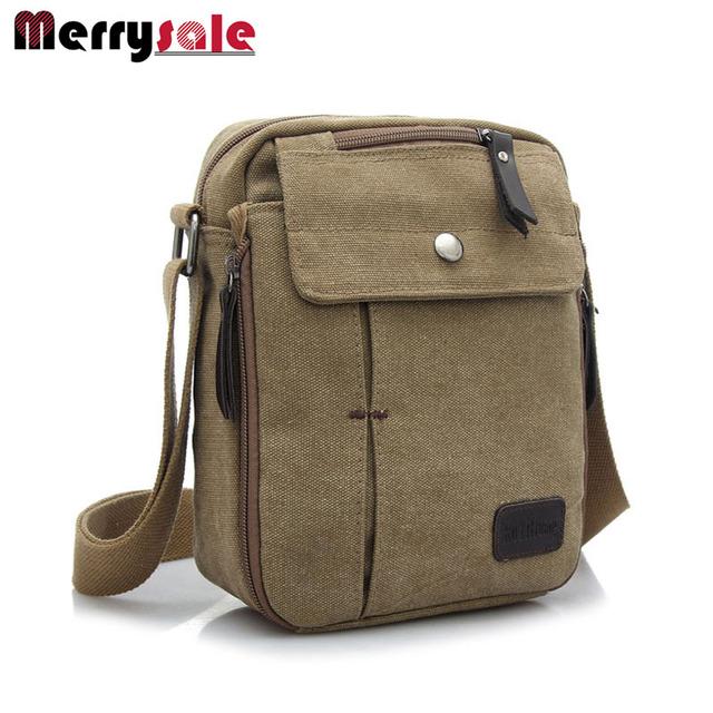 Homens e mulheres saco Messenger versão Coreana do saco de lona ocasional bolsa de ombro