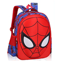 Brand Fashion Boy Bag Children School Bags 3D Spiderman Cartoon School Backpack Bag For Boy Kids Satchel Mochila Infantil B157