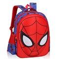 Muchacho de La Manera de la marca Bolsa de la Escuela Los Niños Bolsas de Spiderman 3D de Dibujos Animados de La Escuela Mochila Para Niño Niños Satchel Mochila Infantil B157