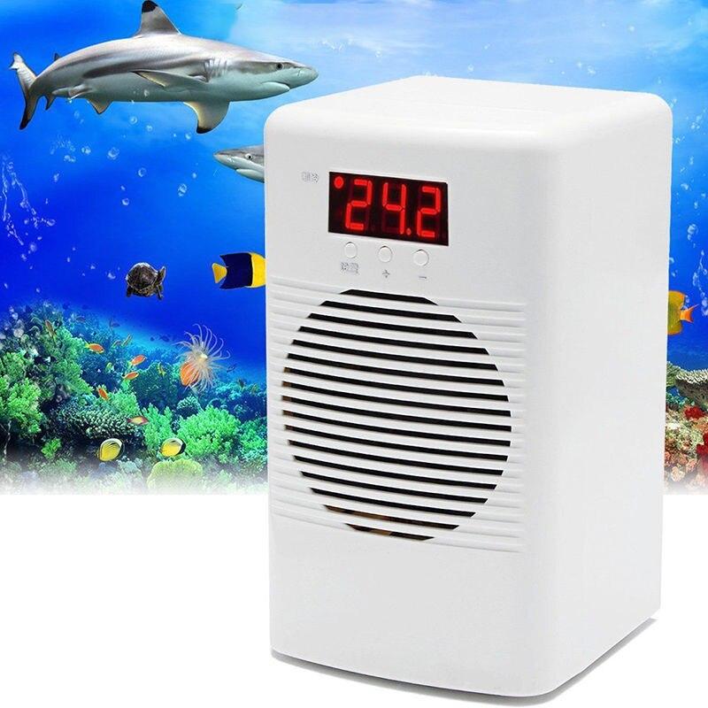 NCFAQUA 110 240 V 20L Wasser Chiller Wärmer Aquarium Kühler für Marine Tank Korallen Riff Garnelen Tank Wasser Temperatur conditioner