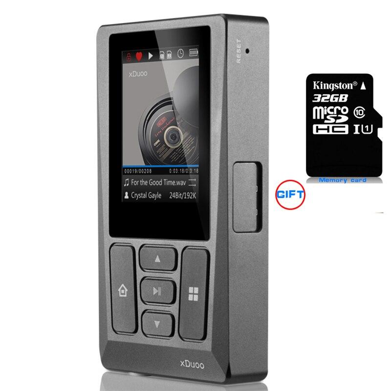 XDUOO X10T WM8805 MINI HIFI DSD MP3 lossless portable digital carousel player стиральная машина siemens wm 10 n 040 oe