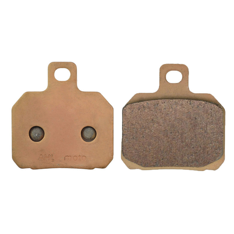 Motorcycle Parts Copper Based Sintered Brake Pads For PIAGGIO X9 125 Evolution 2005-2007 Rear Motor Brake Disk #FA266