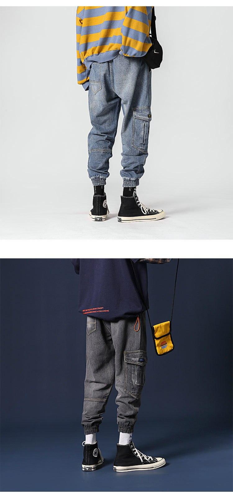 Il Jeans del M-5XL 5