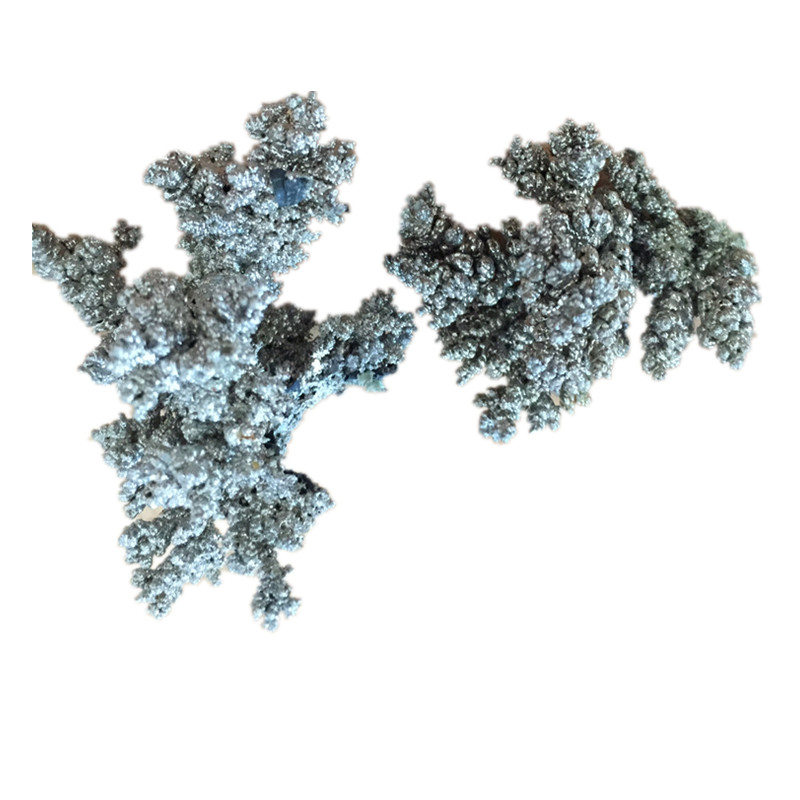 High Purity Nickel Tree 3N Ni Flower 99.9% Art For Collection Interests Research Element Metal Simple Substance CAS#: 7440-0.-0