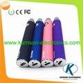 Evod cigarro eletrônico passthrough 5pin micro usb inferior & top carga vs evod bateria passthrough bateria joyetech